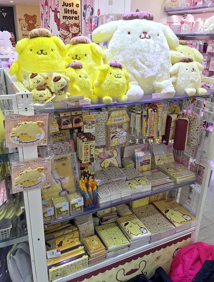 33 東京 原宿 表參道 KiddyLand 卡娜赫拉的小動物 PP助與兔兔 史努比 Snoopy Hello Kitty 龍貓 Totoro 拉拉熊 Rilakkuma 迪士尼 Disney