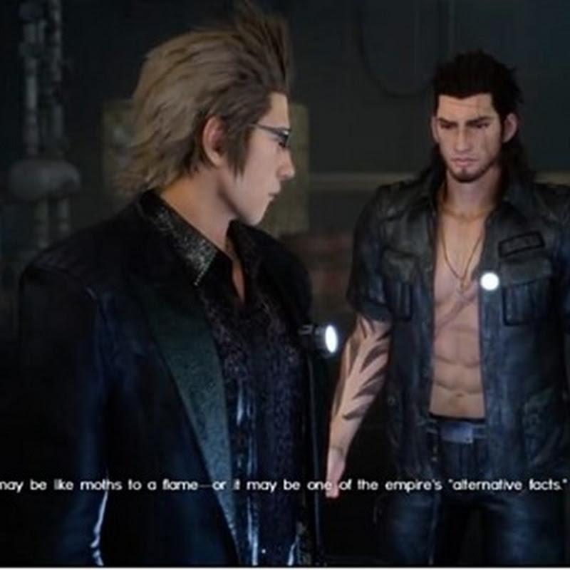 Final Fantasy XV wartet nun mit einem alternativen Kapitel 13 auf