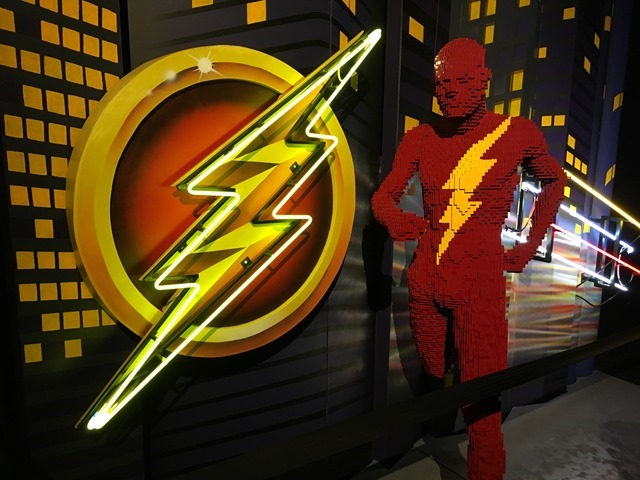 The Art of the Brick - The Flash