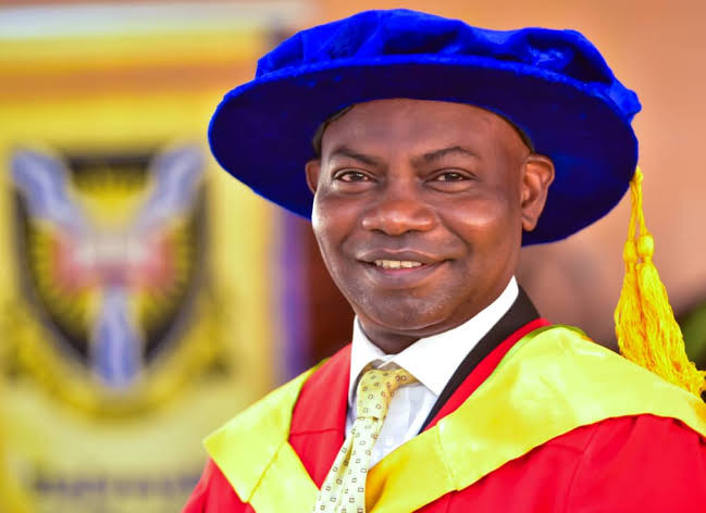 Kayode Adebowale Emerges 13th VC Of University Of Ibadan, Becomes First Ibadan Man For The Post In 73 Years