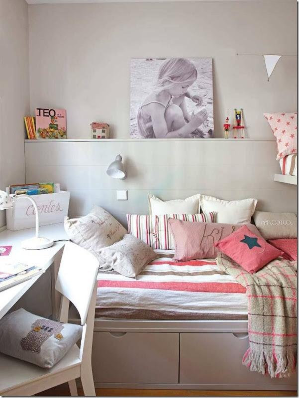 Cameretta per Bambini e Ragazzi-letto soppalco-3