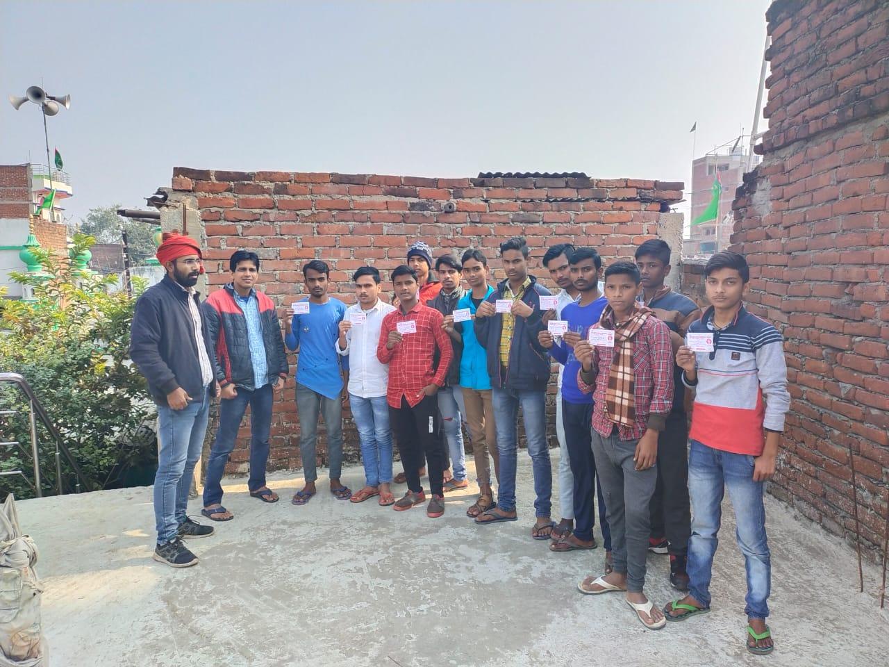 आइसा शिक्षा, रोजगार व न्याय के लिए लड़ने वाला एकमात्र छात्र संगठन है: शाहनवाज