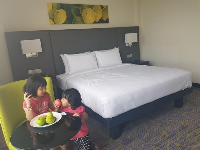 Hilton Garden Inn Puchong Bed