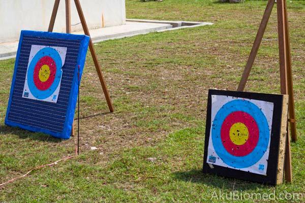 target memanah