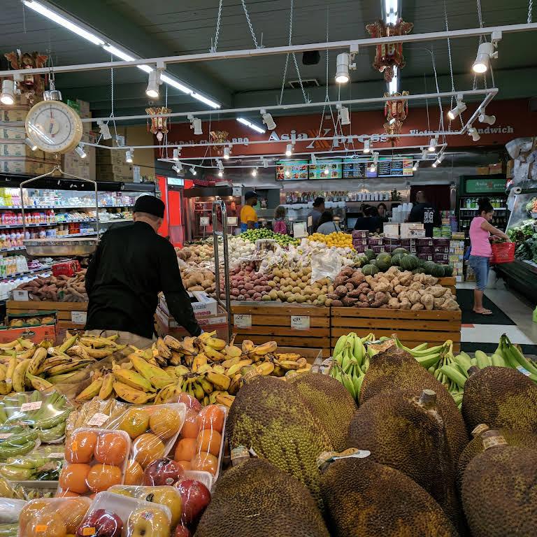 Hong Kong Market - Asian Grocery Store