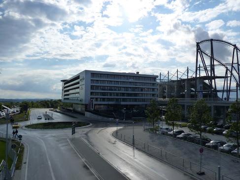 Vorplatz Nürburgring