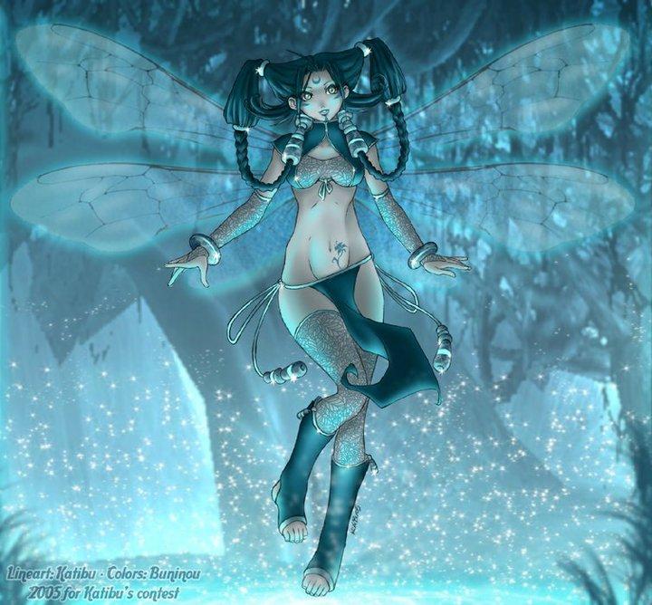 Air Wicca, Fairies Girls