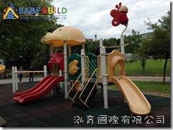 新北市鶯歌區永吉國小遊樂器材汰換