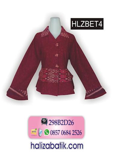 grosir batik pekalongan, Model Batik, Baju Batik Wanita, Baju Batik