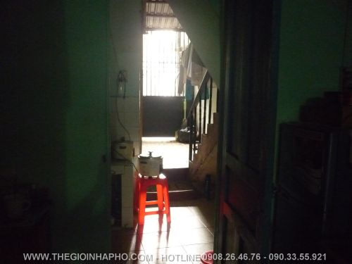 Bán nhà Lạc Long Quân , Quận Tân Bình giá 2, 15 tỷ - NT14