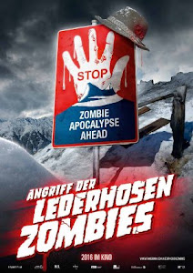 Attack of the Lederhosenzombies Poster