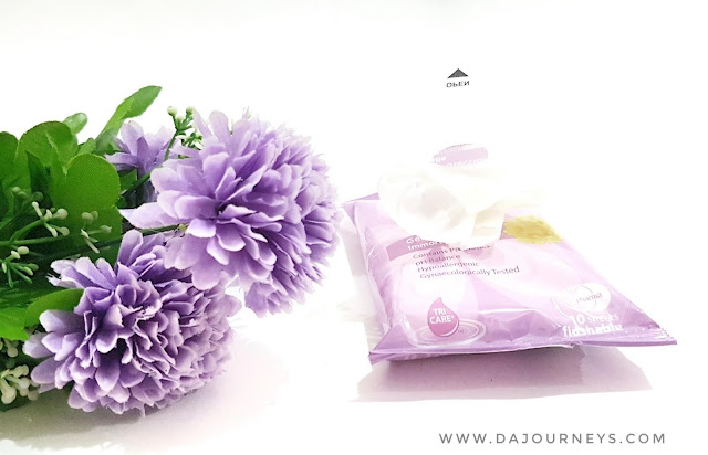 Review Betadine Feminine Wash Foam dan Wipes