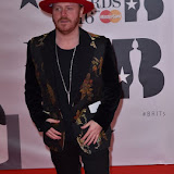 OIC - ENTSIMAGES.COM - Keith Lemon AKA Leigh Francis at the  The BRIT Awards 2016 (BRITs) in London 24th February 2016.  Raymond Weil's  Official Watch and  Timing Partner for the BRIT Awards. Photo Mobis Photos/OIC 0203 174 1069
