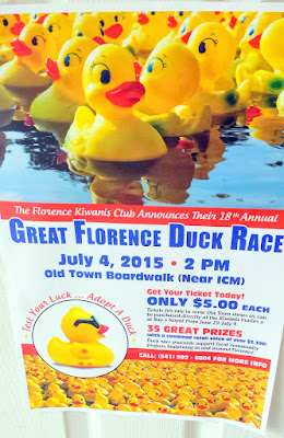 Great Florence Duck Race