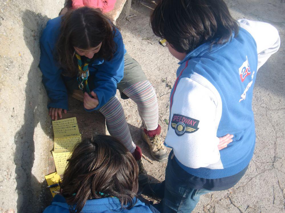 Raiers Sortida Sant Salvador de les Espases 2010 - CIMG0385.JPG
