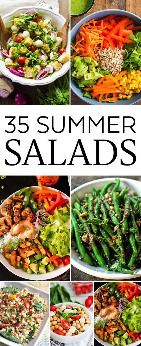 35 Summer Salads