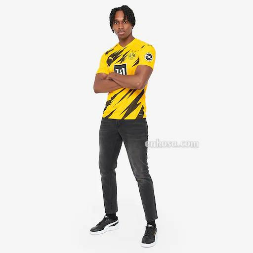 Jual Jersey Borrusia Dortmund Home Musim 2020-2021