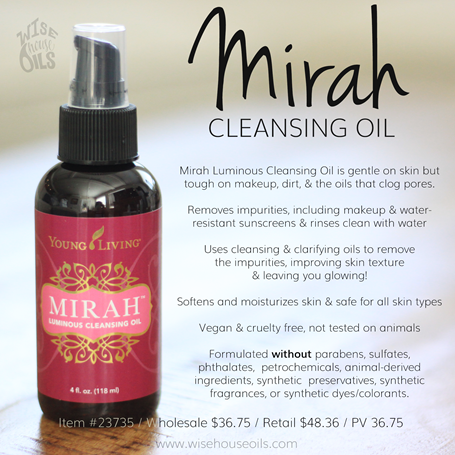 Mirah Cleansing Oil Convention 2018 WHO