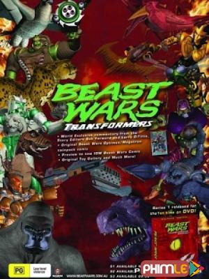 Phim Mãnh Thú Đại Chiến: RoBot Biến Hình - Beast Wars: Transformers (1996)