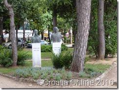 Croatia Online - Crikvenica Statues