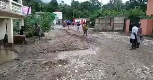 Haiti Flooding and Poor Conditions