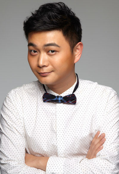 Guan Zijing China Actor
