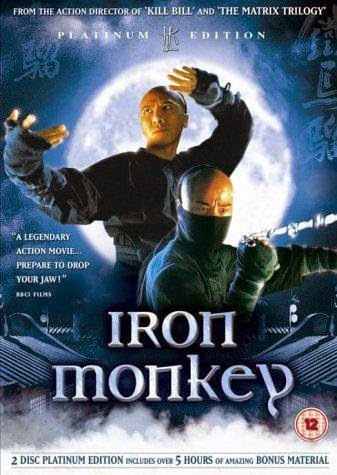 Poster Of Iron Monkey (1993) Full Movie Hindi Dubbed Free Download Watch Online At alldownloads4u.com