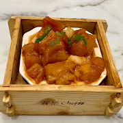 9. Beef Tendon with House Sauce 秘製柱候牛孖筋