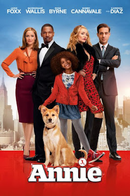 Annie (2014) BluRay 720p HD Watch Online, Download Full Movie For Free