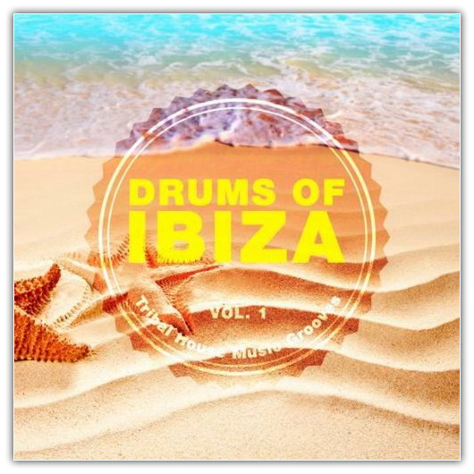 Va drums of ibiza tribal house music grooves vol 1 2015 for Tribal house music