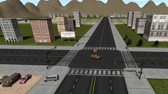 Taxi-Driving-3D 19
