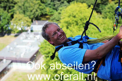 Horst abseil PCF vakgroep 2013