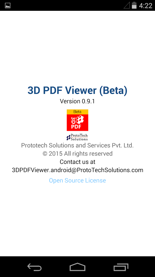 3d Pdf Reader On The App Store: Google Play의 Android 앱