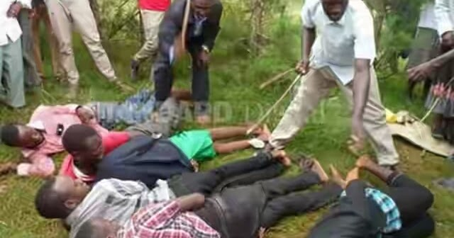 Secondary School Students Caught Having Group Sex In Kenya -4202