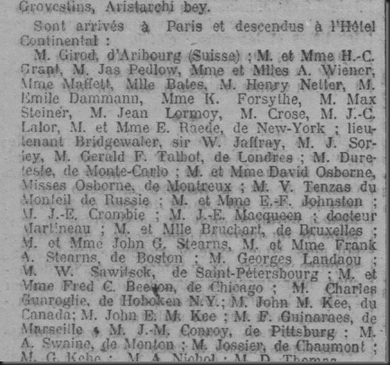 GILBLAS-PARIS 19080621 JOHNSTON, MARY Y JE CROMBIE