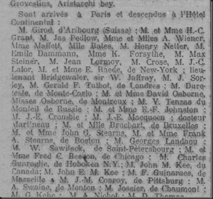 GILBLAS-PARIS 19080621 JOHNSTON, MARY Y JE CROMBIE