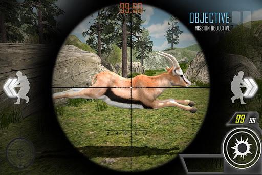 Deer hunting games 3D- Animal Hunter 2020 2.1 screenshots 1