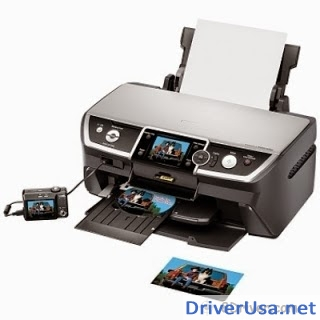 download Epson Stylus Photo R380 printer's driver