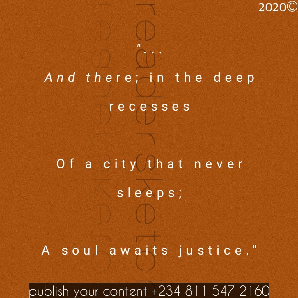 Readersketch, the man, condemned, condemn, write, justice, sabdapalan, poetry, poem, enjoy, life,