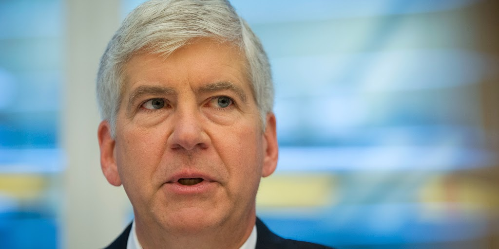 Michigan Republican compromise on taxes yields defeat
