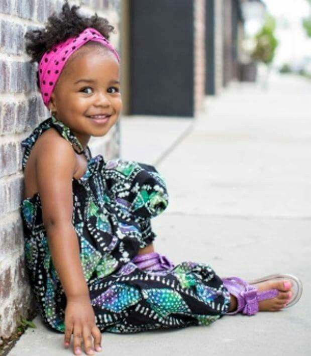 African Dress Styles For Kids How Make Your child LookSpectacular 16