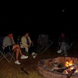 The Backyard bonfire.