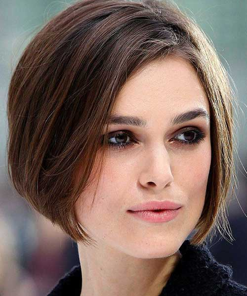 2017 bobbed hairstyles for fine hair