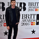OIC - ENTSIMAGES.COM - Jim Chapman at the  The BRIT Awards 2016 (BRITs) in London 24th February 2016.  Raymond Weil's  Official Watch and  Timing Partner for the BRIT Awards. Photo Mobis Photos/OIC 0203 174 1069
