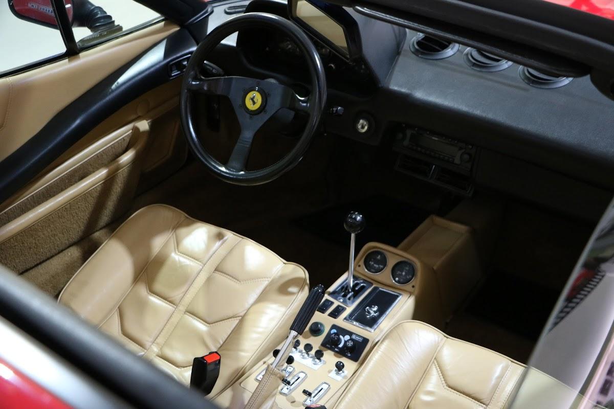 Modena - Enzo Museum 0061 - 1977 Ferrari 308 GTS.jpg