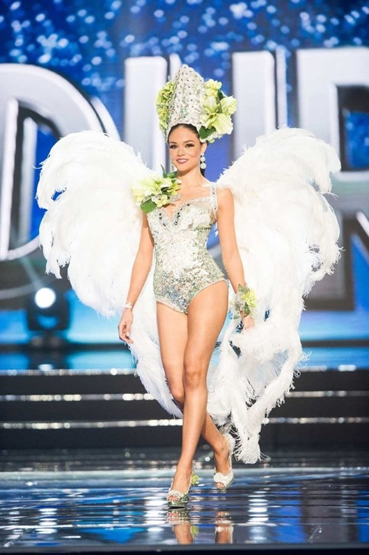 Sirey Moran, Miss Honduras 2016 debuts her National Costume on stage at the Mall of Asia Arena on Thursday, January 26, 2017.  The contestants have been touring, filming, rehearsing and preparing to compete for the Miss Universe crown in the Philippines.  Tune in to the FOX telecast at 7:00 PM ET live/PT tape-delayed on Sunday, January 29, live from the Philippines to see who will become Miss Universe. HO/The Miss Universe Organization