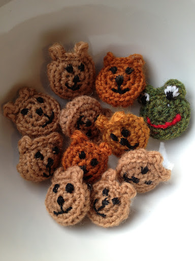 A bowlful of bears