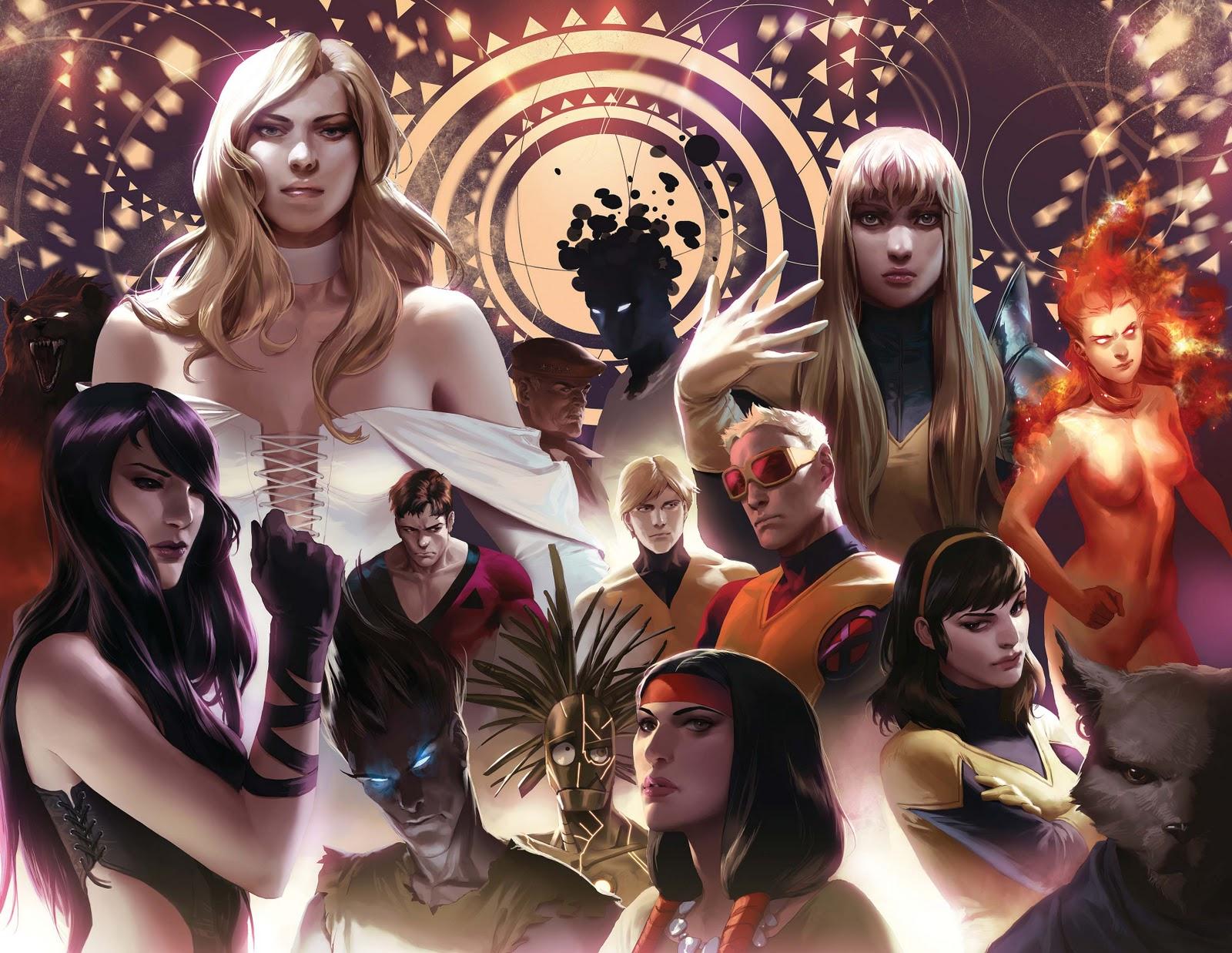 X Men New Mutants