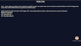 Reborn 66 Apk Penghasil Uang Apakah Aman?