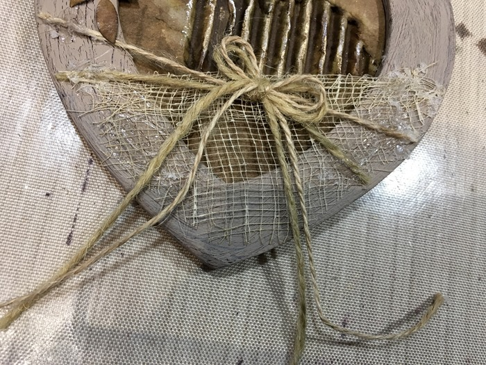 08 Mesh and Jute String